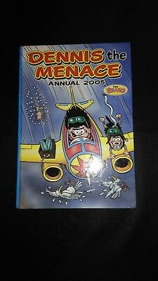 Dennis The Menace Annual 2005 Vintage Childrens Annual