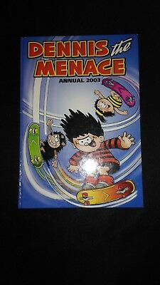 Dennis The Menace Annual 2003 Vintage Childrens Annual