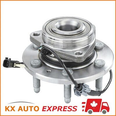 New Front Wheel Hub & Bearing Assembly fits Left or Right Side 4WD Models