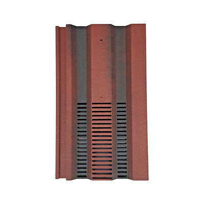 Roof Tile Vent To Fit Redland 49, Marley Ludlow Plus | Old English Granular