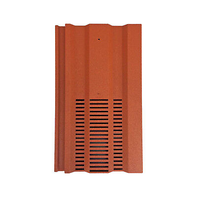 Roof Tile Vent To Fit Redland 49, Marley Ludlow Plus | Terracotta Granular