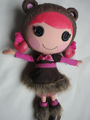 Lalaloopsi Girl Doll with Faux Fur
