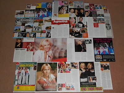 36- ABBA Magazine Clippings