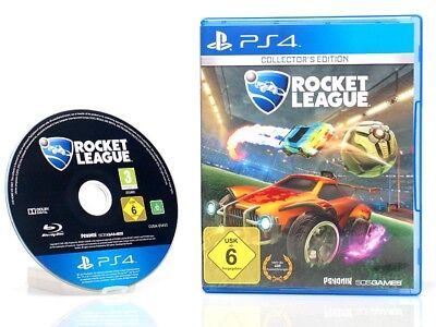 ROCKET LEAGUE  - dt. Version -  ~Playstation 4 Spiel~