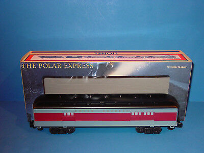 """Lionel  -  #  6 -  25135 -  The  Polar  Express   -   """"  Baggage  Car  """""""
