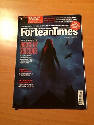 Fortean Times Magazine July 2016