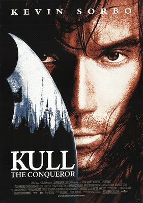 Kull The Conqueror 1997 27x41 Orig Movie Poster FFF-21904 Rolled Tia Carrere