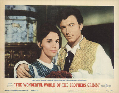 The Wonderful World of the Brothers Grimm 1963 11x14 Orig Lobby Card FFF-20985