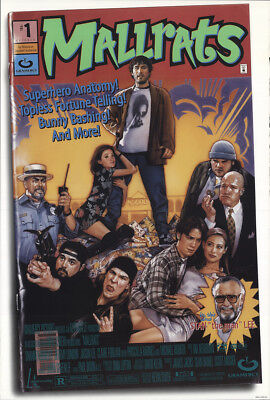 Mallrats 1995 27x41 Orig Movie Poster FFF-19146 Rolled Fine, Very Fine Jason Lee