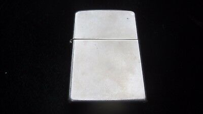 2008 Chrome Zippo Lighter clean Cigarette Cigar vintage motorcycle heavy metal