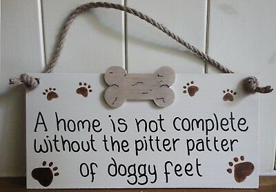 A home is not complete without the pitter patter of doggy feet