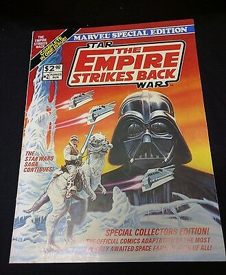 Marvel Special Edition 2 the empire strikes back