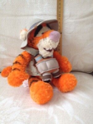 Walt Disney World - Safari Tigger - Winnie the Pooh character - Tiger- jungle *C