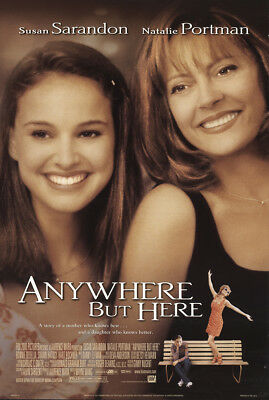 Anywhere but Here 1999 27x41 Orig Movie Poster FFF-23078 Rolled Fine, Very Good