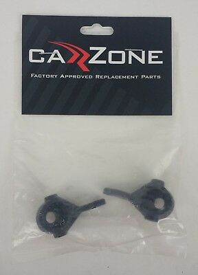 CH 02014 Carzone  Plastic Black Front Steering Arm 1/10 HSP RC Part