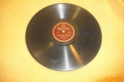 In My Merry Oldsmobile  Wall Hanger  78 rpm Record