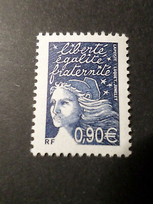 FRANCE 2003 TIMBRE 3573, MARIANNE LUQUET, neuf**, VF MNH STAMP