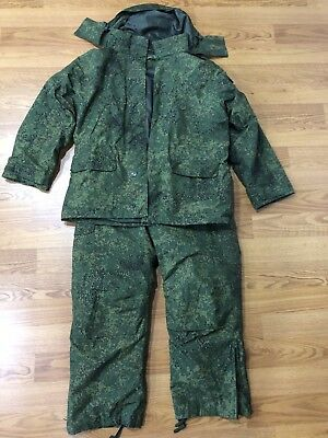 Modern Russian Army VKBO Digital Flora Winter Uniform size 52-3