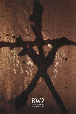 Book of Shadows: Blair Witch 2 2000 27x41 Orig Movie Poster FFF-24811 Horror