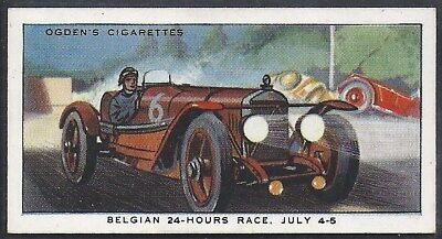 Ogdens-Motor Races 1931-#18- Quality Card!!!