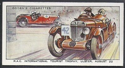 Ogdens-Motor Races 1931-#29- Quality Card!!!
