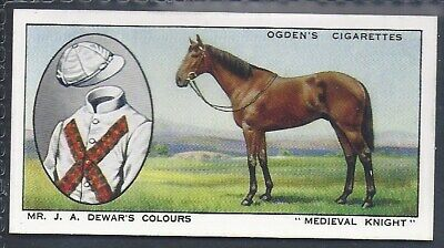 Ogdens-Prominent Racehorses Of 1933-#30- Top Quality Horse Racing Card!!!