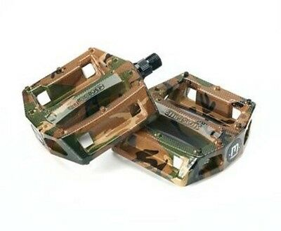 "Mission Impulse 9 /16""  BMX Pedals - Camo"