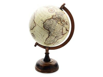Harvey Makin Desk Globe World Map Planet Earth Geography Atlas Rotating Gift