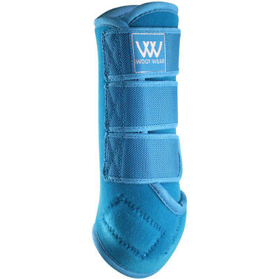 Woof Wear Dressage Unisex Horse Boot Exercise Wrap - Turquoise All Sizes