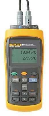 Fluke 1524-156 Reference Thermometer Readout (dual channel)