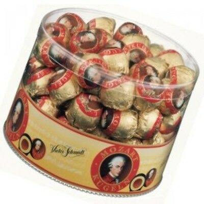 Victor Schmidt Austria Mozartkugeln Perfect Gift For Family 825g 50 Pieces