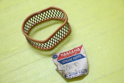 Genuine Yamaha 100 LS3 air cleaner element guide NOS 336-14451-00