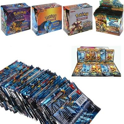NEW 324pcs Pokemon TCG Booster Box English Edition Break Point 36 packs cards