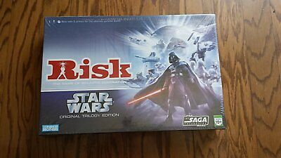 RISK Star Wars Original Trilogy Edition The Game of Galactic Domination