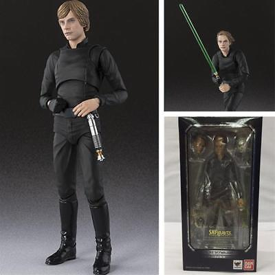 S.H.Figuarts SHF Star Wars Luke Skywalker Episode VI Action Figur Figuren NIB DE