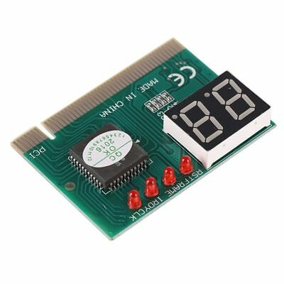 Diagnostic Card Power On Self Test Card For PC Laptop Lyzer Checker
