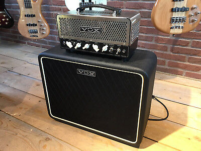 Vox NT15H Night Train + V112NT Cabinet, sehr guter Zustand