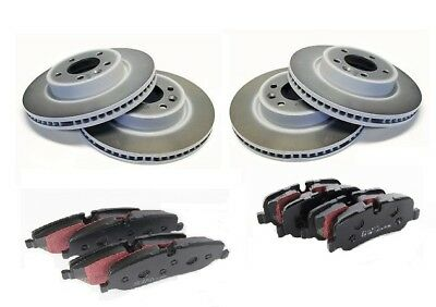 Range rover Sport 2.7 Front And Rear Brake Disc And Pad Set