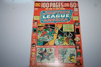 Dc Justice League Of America #111  June 1974 Giant Issue
