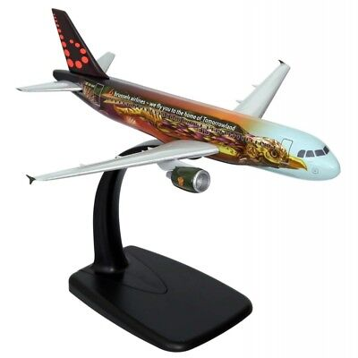 Airbus A320 Tomorrowland 1:200  OO-SNF Brussels Airlines NEU SELTEN