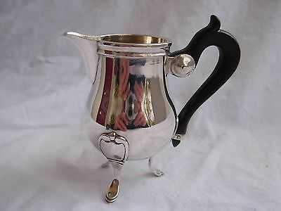 ANTIQUE FRENCH STERLING SILVER MILK JUG,LATE19th CENTURY..