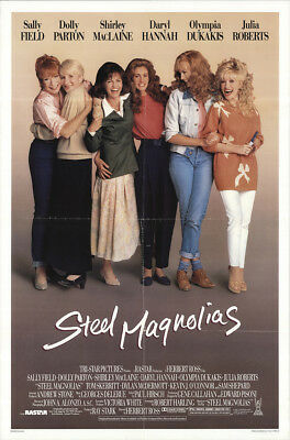 Steel Magnolias 1989 27x41 Orig Movie Poster FFF-31717 Fine, Very Good