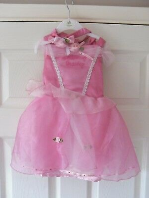 Deluxe Disney Princess Costume Sleeping Beauty Baby 6-12 Months - Lovely