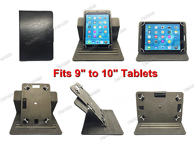 Leather Smart Cover for Apple iPad 1 2 3 4 5 6 G Rotating 360' Stand Folio Case