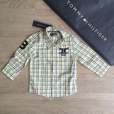 BNWT Baby Boys Tommy Hilfiger 6-9m shirt & Lots Designer Clothes 100%Genuine