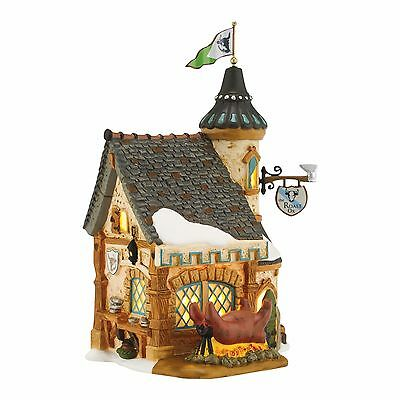 "Dept 56 Dickens Village ""FROST FAIR ROASTED OX"" New 2016 FREE SHIPPING"