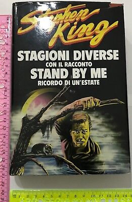 Stagioni Diverse Con Il Racconto Stand By Me  Stephen King Cde 1989