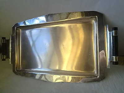 Hecworth Melbourne EPNS Art Deco Cocktail Serving Tray