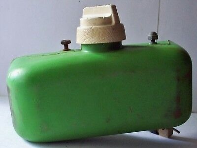 Used Lawnboy model D green gas tank ,fits D series engines