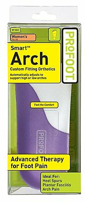Profoot Smart Arch Men's Orthotics - 1 Pair